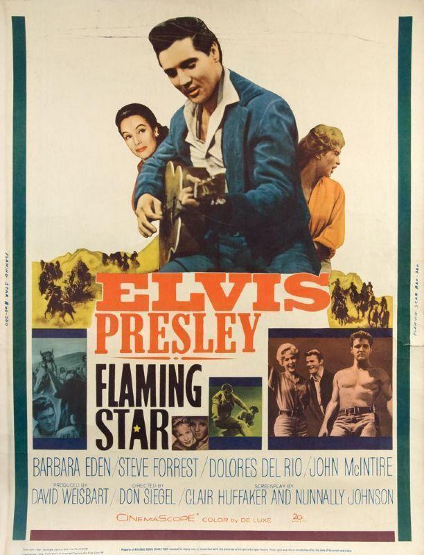 FLAMING STAR 1960