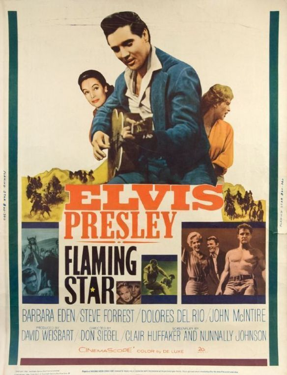 FLAMING STAR 1960