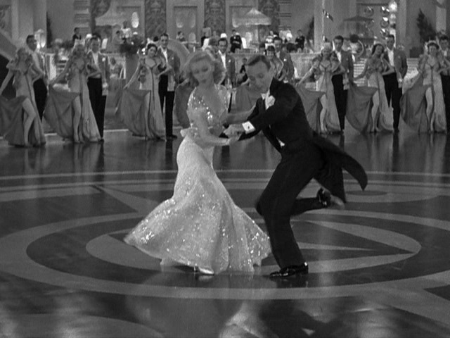 Fred Astaire Ginger Rogers Top Hat 1935
