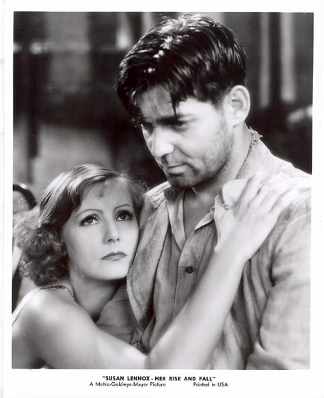 GARBO AND GABLE