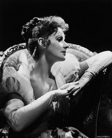 GARBO CONQUEST (1937)