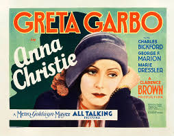 Garbo talks Anna Christie