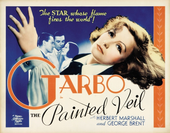 GARBO THE PAINTED VEIL