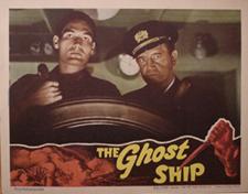 GHOST SHIP 1943 LOBBY CARD