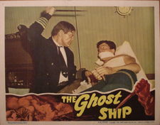 GHOST SHIP 1943 LOBBY CARD