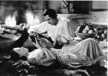 GILBERT AND GARBO QUEEN CHRISTINA