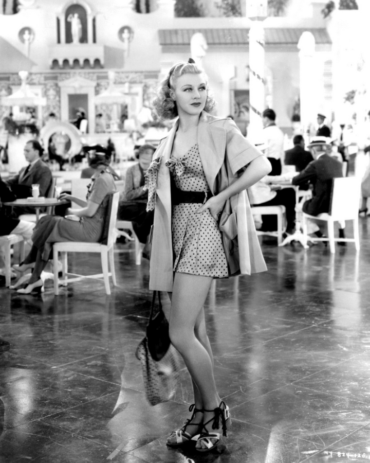 Ginger Rogers 42ND STREET