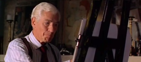 Gods and Monsters. Ian McKellen as James Whale