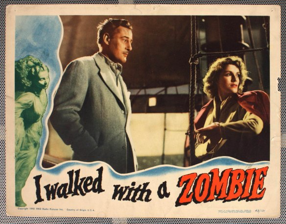 I WALKED WITH A ZOMBIE LOBBY (VAL LEWTON)