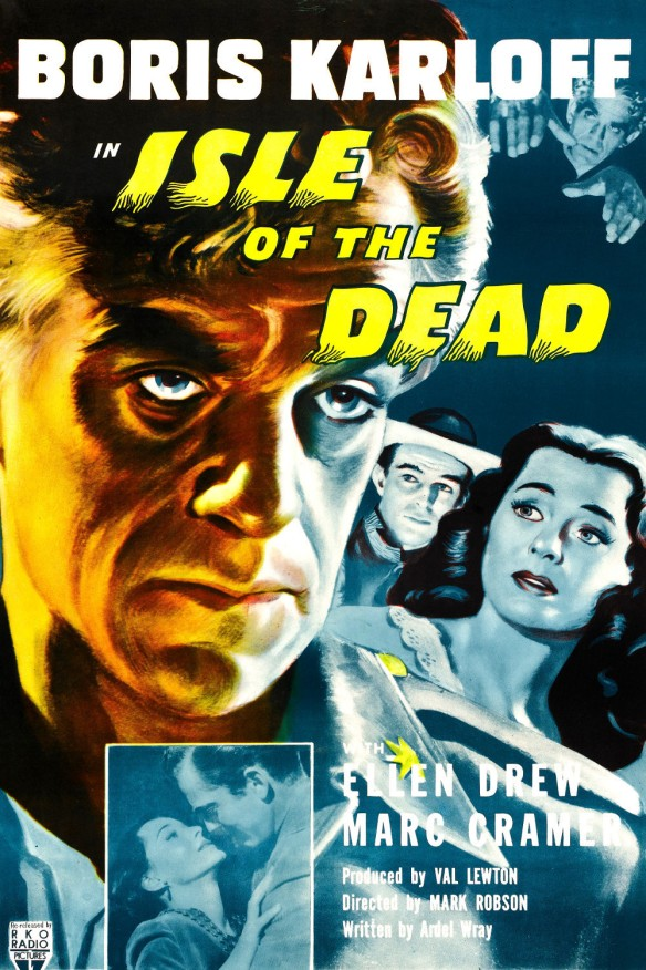 ISLE OF THE DEAD . KARLOFF