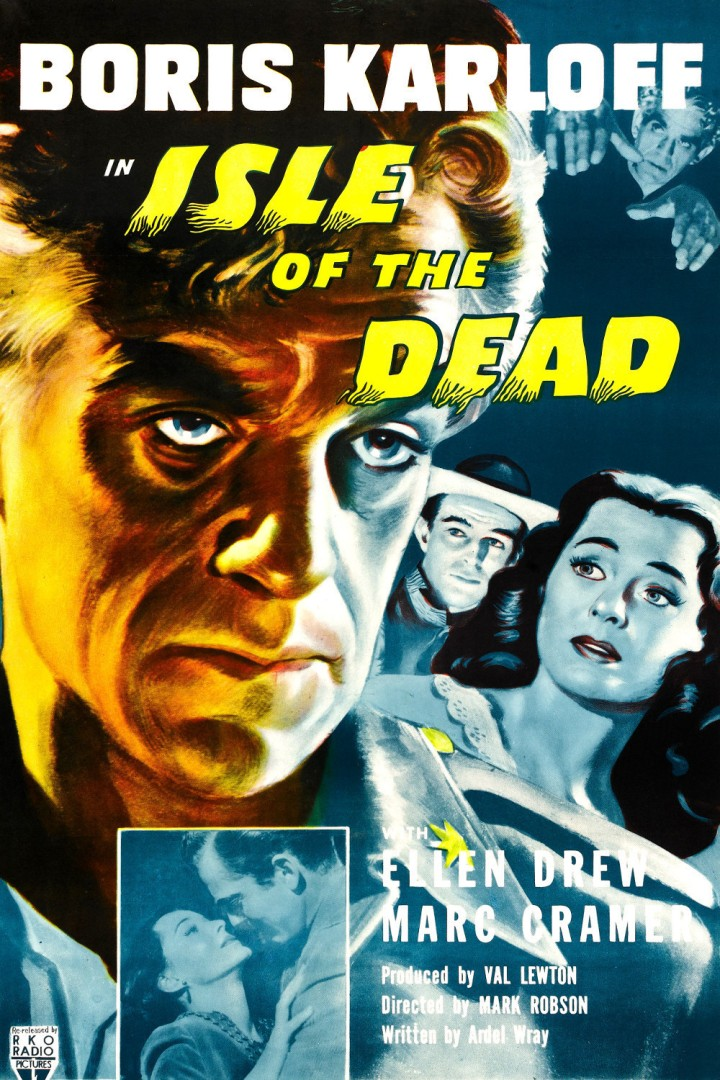 ISLE OF THE DEAD . KARLOFF