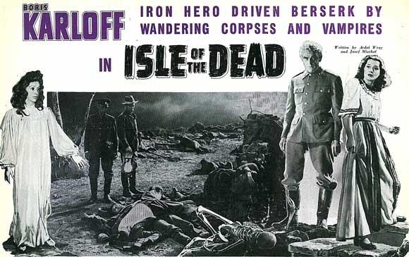 ISLE OF THE DEAD LOBBY