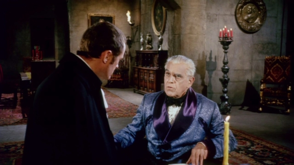 Karloff in THE TERROR