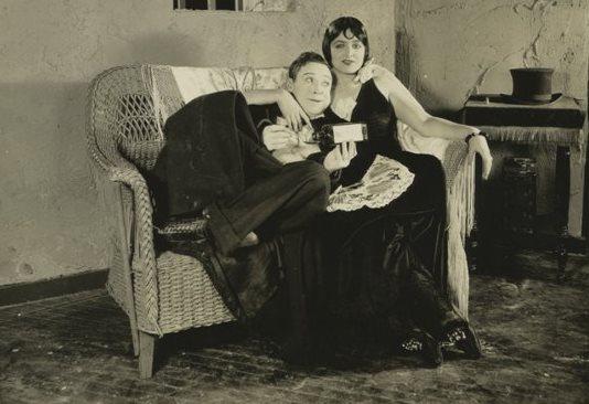 LUCKY STARS 1925 HARRY LANGDON