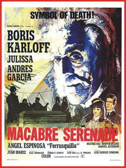 Macabre Serendae poster
