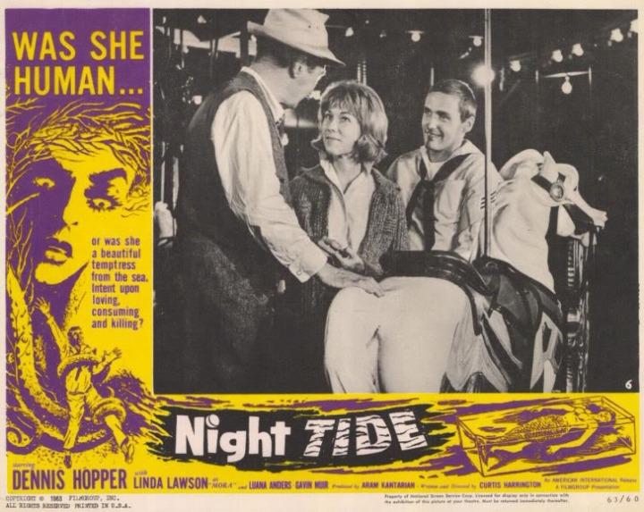 NIGHT TIDE LOBBY