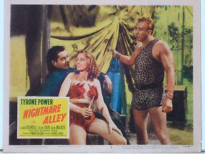 NIGHTMARE ALLEY LOBBY