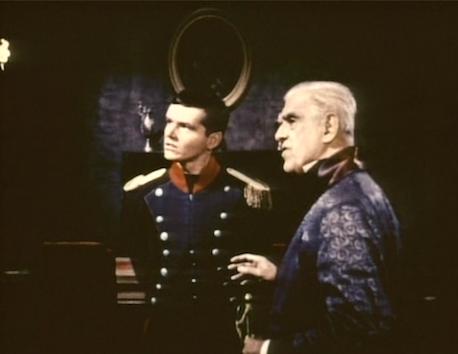 Roger Corman's The Terror Jack Nicholson, Boris Karloff