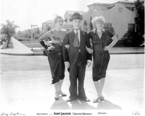 SATURDAY AFTERNOON 1926 HARRY LANGDON
