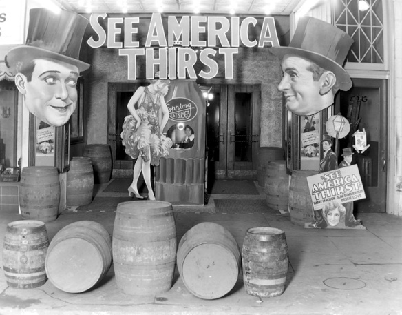 See America Thirst HARRY LANGDON
