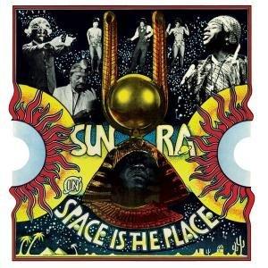 Sun Ra SPACEISTHEPLACE