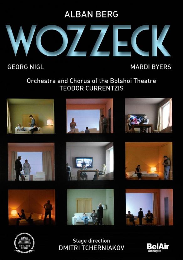 Tcherniakov Wozzeck DVD