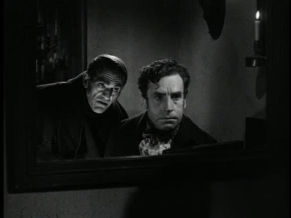 THE BODY SNATCHER KARLOFF AND DANIEL