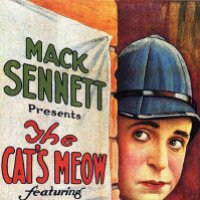 THE CAT'S MEOW 1924 HARRY LANGDON