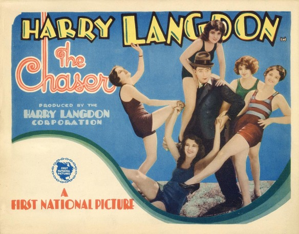 The Chaser Lobby card