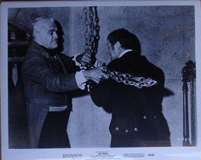 THE TERROR 1963 LOBBY CARD KARLOFF