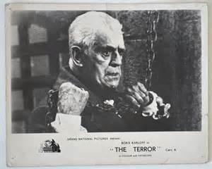 The Terror (1963) lobby card
