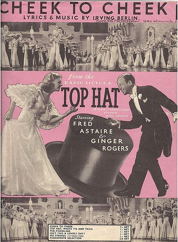 Top Hat Cheek to cheek