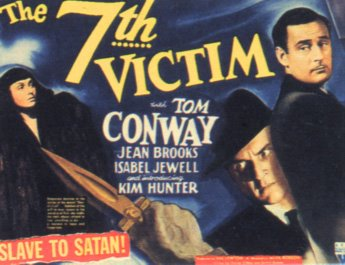 VAL LEWTON'S 7TH VICTIM