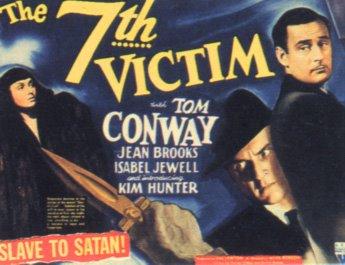 VAL LEWTON'S 7TH VICTIM