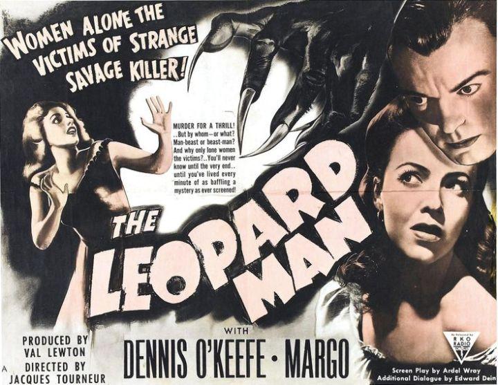 VAL LEWTON'S THE LEOPARD MAN