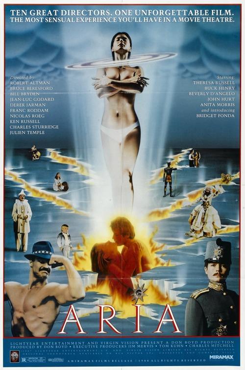 ARIA (1987) poster