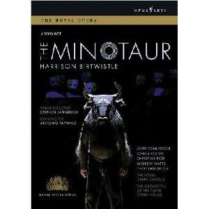 Birtwistle the Minotaur