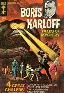 Boris Karloff Tales of Mystery.
