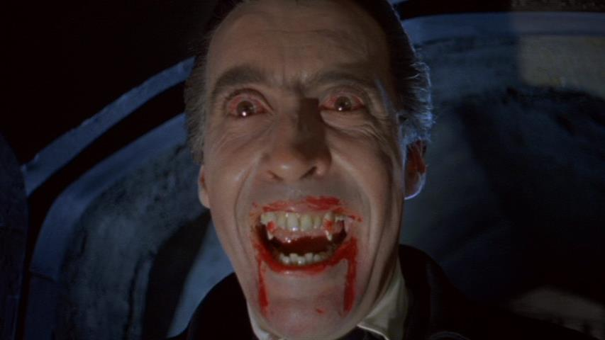 TERENCE FISHER'S THE HORROR OF DRACULA (1958) AND DRACULA ...