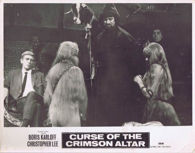 Curse Of The Crimson Altar Lobby card