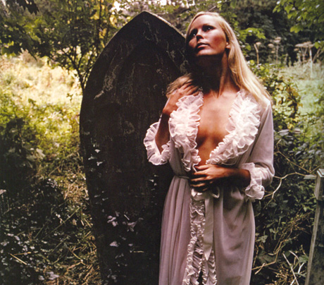 Dracula Has Risen From The Grave Veronica Carlson