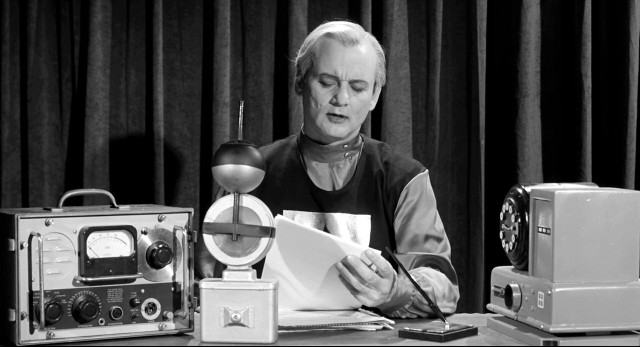 ED WOOD (1994) BILL MURRAY AS BUNNY