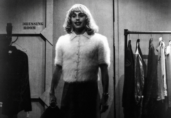 ED WOOD (1994 dir. Tim Burton) Johnny Depp in title role