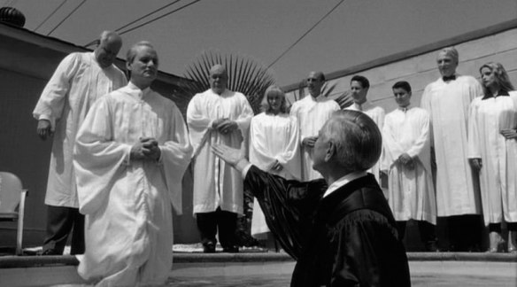 ED WOOD (1994) 'DO YOU ACCEPT JESUS?%22 AKA THE SACRED TUB