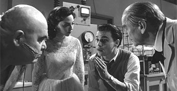 ED WOOD 91994) MAKING %22BRIDE OF THE MONSTER.%22
