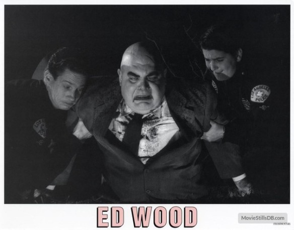 ED WOOD LOBBY CARD