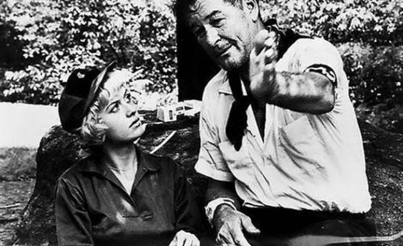 Errol Flynn & Beverly Aadland Cuban Rebel Girls