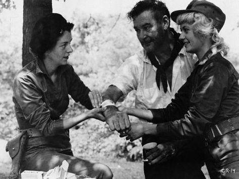Errol flynn Beverly Aadland Cuban Rebel Girls