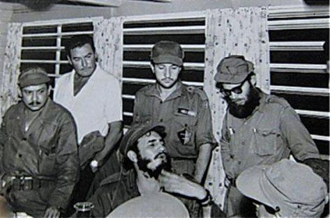 Errol Flynn, Fidel Castro