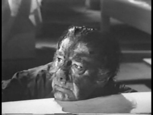 FACE OF THE SCREAMING WEREWOLF Lon Chaney, jr. 1964